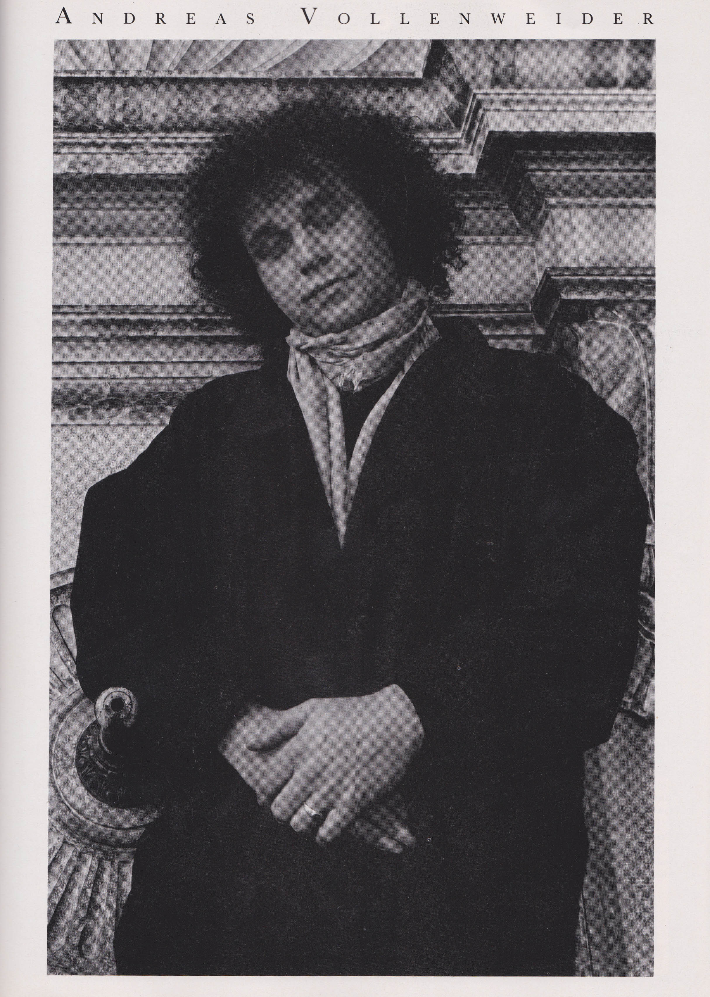 Andreas Vollenweider, The Face, January, 1987, David Toop, Steve Champion