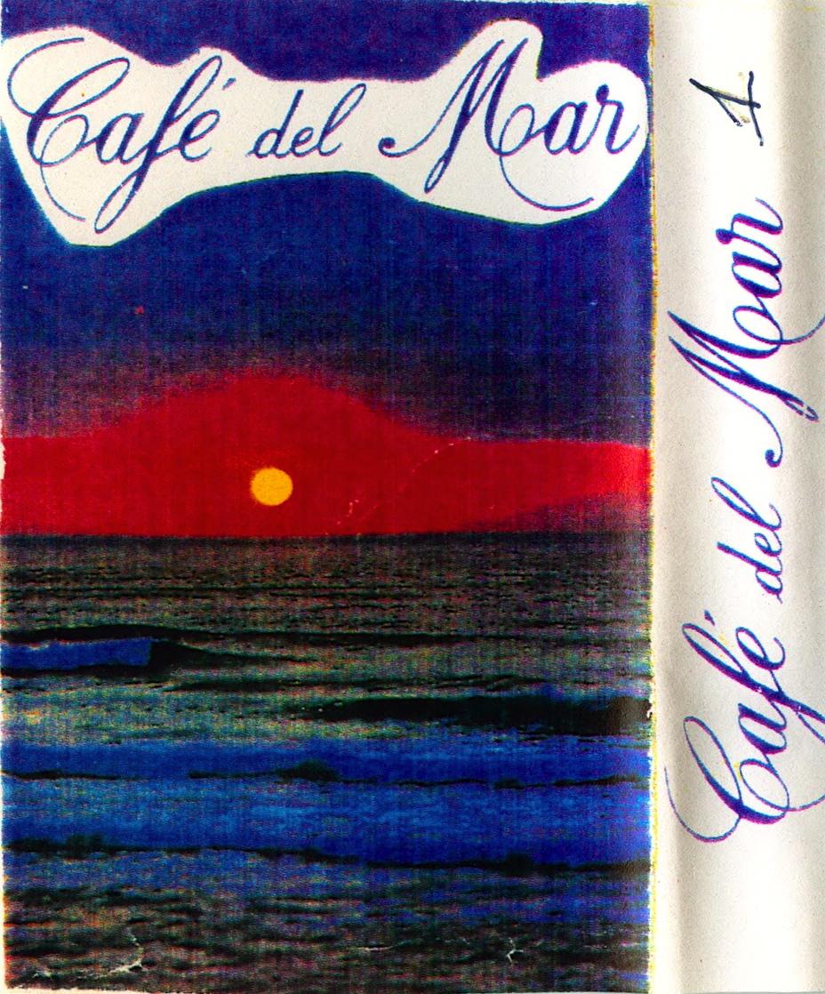 Cafe Del Mar, Cassete One, Tape, Mix,Test Pressing, Jose Padilla