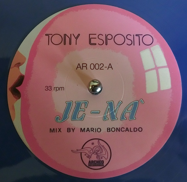 Test Pressing, Review, Dr Rob, Archeo Recordings, Italy, Manu, Tony Esposito, Je-Na, Pagaia,
