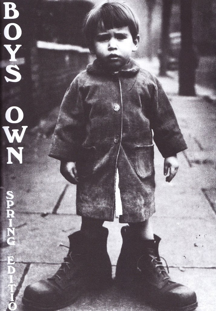 Boys Own, Eddy Rhead, Terry Farley, Cymon Eckles, Piece, Interview, Oi Polloi