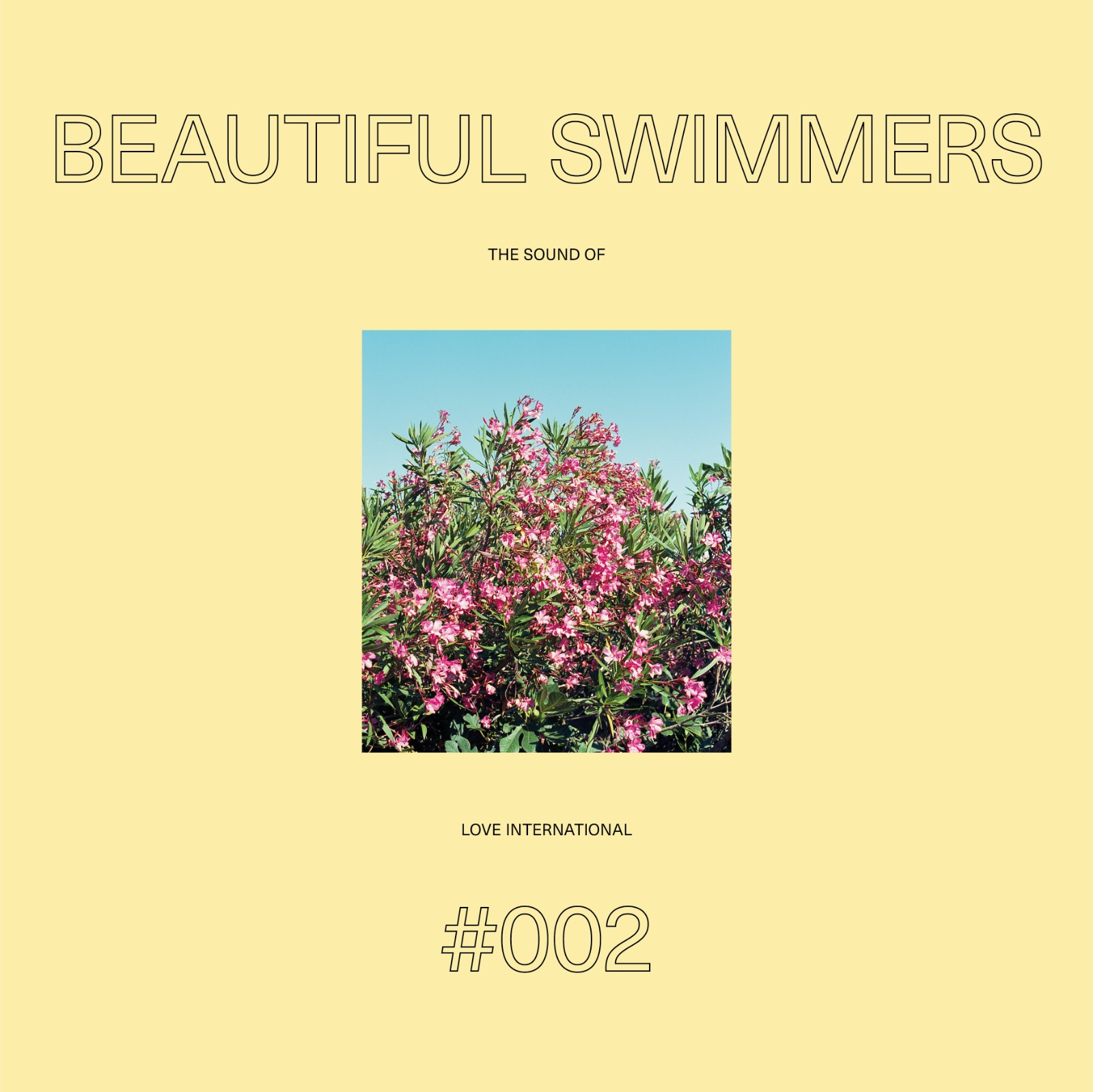 Beautiful Swimmers, Live At Hot Mass, Mix, Test Pressing, Love International, Compilation, Mix, Club